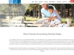View More Information on Accounting Practice Sales