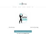 View More Information on Activ Therapy, Prestons