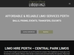 View More Information on Limo Hire Perth