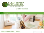 View More Information on Clean Sweep Pest Control
