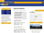 View More Information on Vetwest Animal Hospitals, South Perth