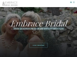 View More Information on Embrace Bridal Boutique