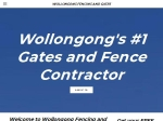 View More Information on Wollongong Fencing And Gates