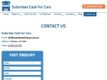 View More Information on Suburban Cash For Cars