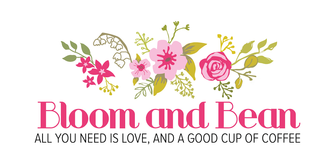bloom and bean logo