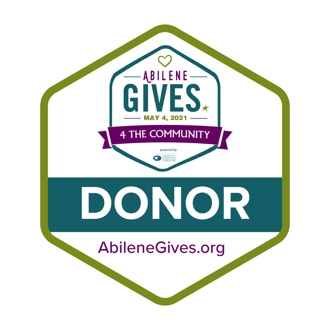 Donor Badge