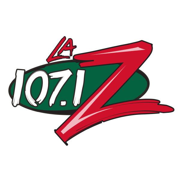 107.1 Z logo