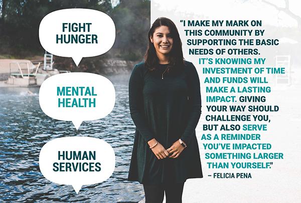 Changemaker Felicia Pena