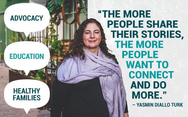 Changemaker Yasmin Turk