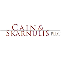 Cain and Skarnulis logo