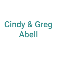 Cindy and Greg Abell logo