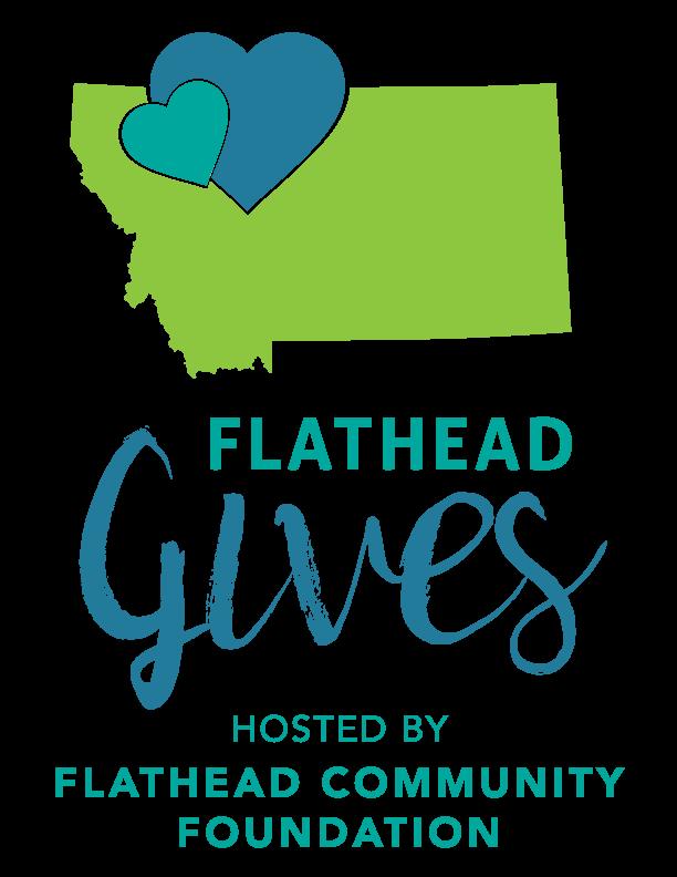 Flathead Gives Logo