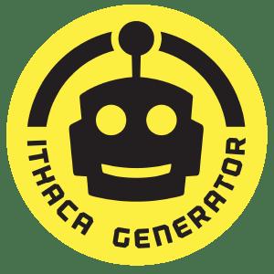 Ithaca Generator Logo