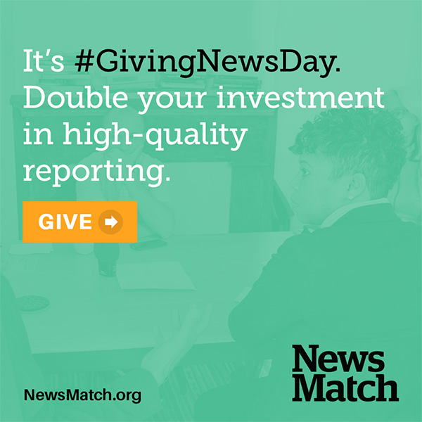 It's #GivingNewsDay Square