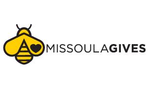 Missoula Gives Logo, Horizontal