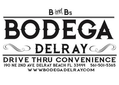 """""""Bodega"""""""