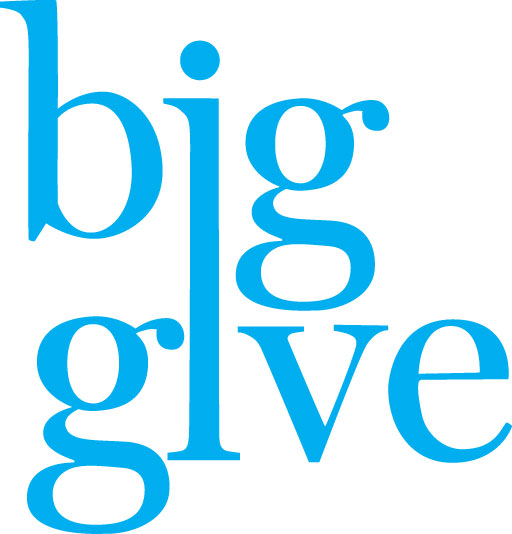 big give blue logo