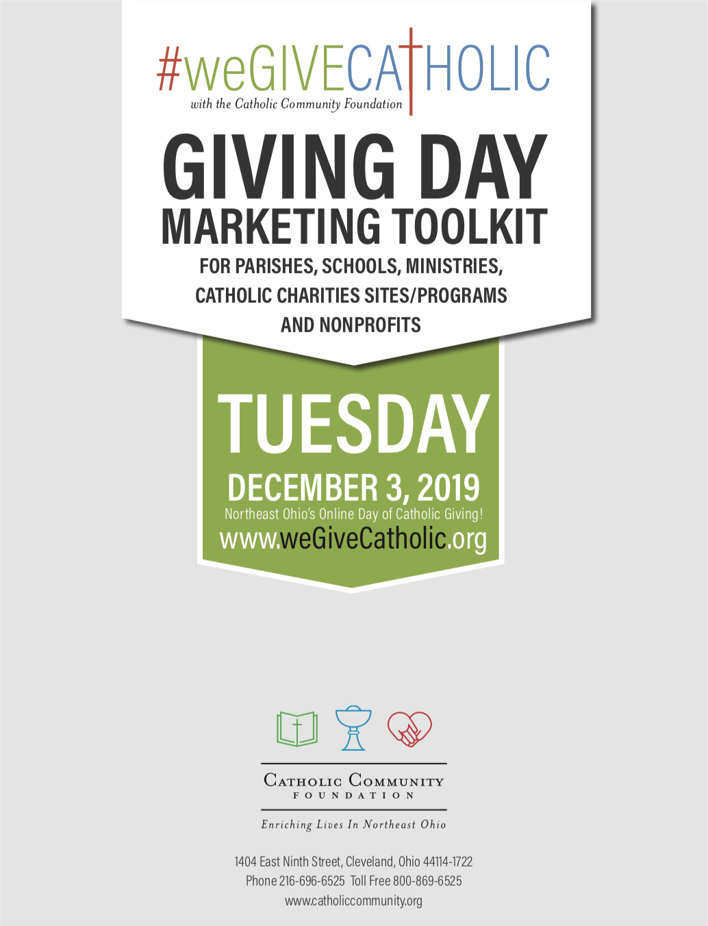 Giving Day Marketing Toolkit