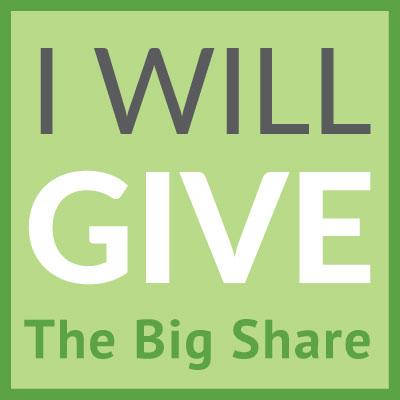 I Will Give Social Share