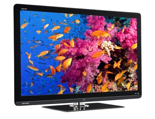 GamerGreen, GamerGreen Store, GamerGreen Redemption, Sharp LED HDTV, HDTV, TV, Sharp