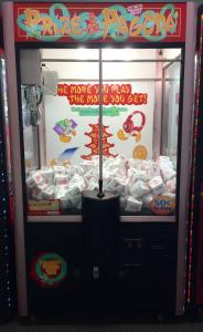Prize Pagoda Machine
