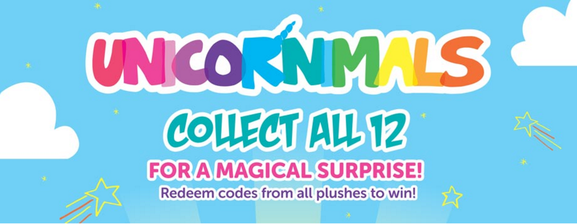 Unicornimals – Collect 12 For A Magical Surprise!