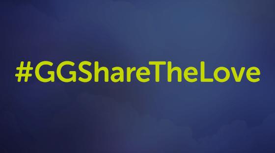 #GGShareTheLove // #DoGoodFeelGood