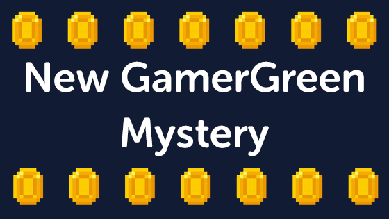 GamerGreen's Latest Mystery Offer Is Here!