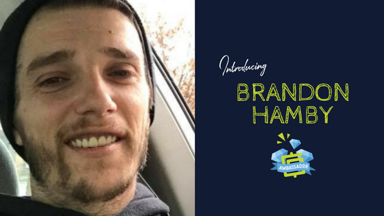 April GamerGreen Gamer of the Month : Brandon Hamby