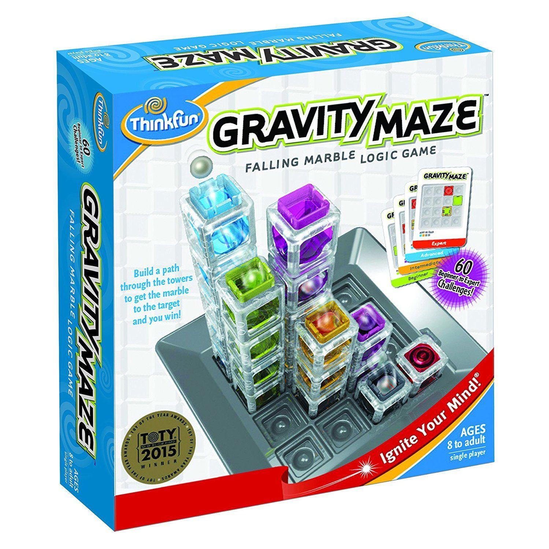 Gravity Maze Marble Run Game Gamergreen