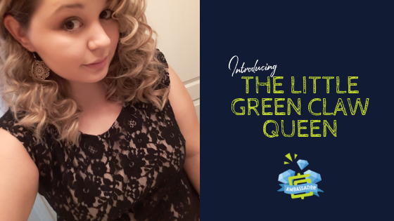 October GamerGreen Gamer of the Month: Little Green Claw Queen