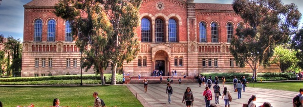 University of California, Los Angeles Career vs. Major
