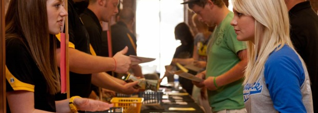 The University of Iowa Orientation Overview for First-Year Students