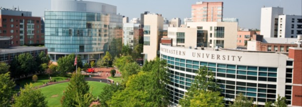 Northeastern University Admitted Int'l Students to DMSB
