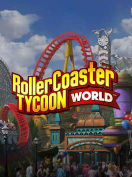 Buy RollerCoaster Tycoon World for Steam on GGlitch com