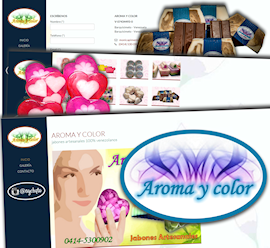 AROMA Y COLOR GGPDEV