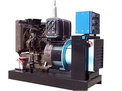 Grupos Electrógenos Motor New Holland Diesel