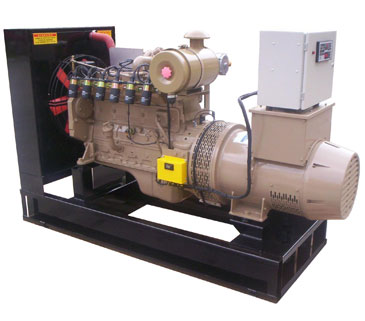 Grupos Electrógenos Motor Cummins a Gas