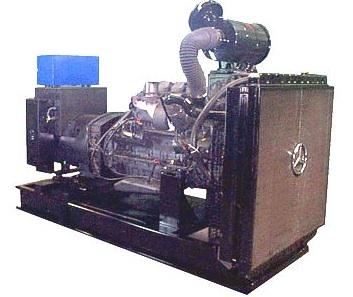 Grupos Electrógenos Motor Mercedes Benz Diesel