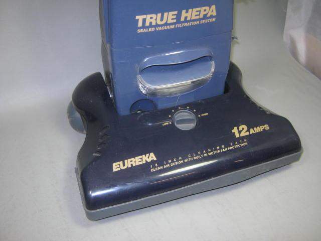 Eureka Enviro Vac True Hepa Upright Vacuum Cleaner Type A