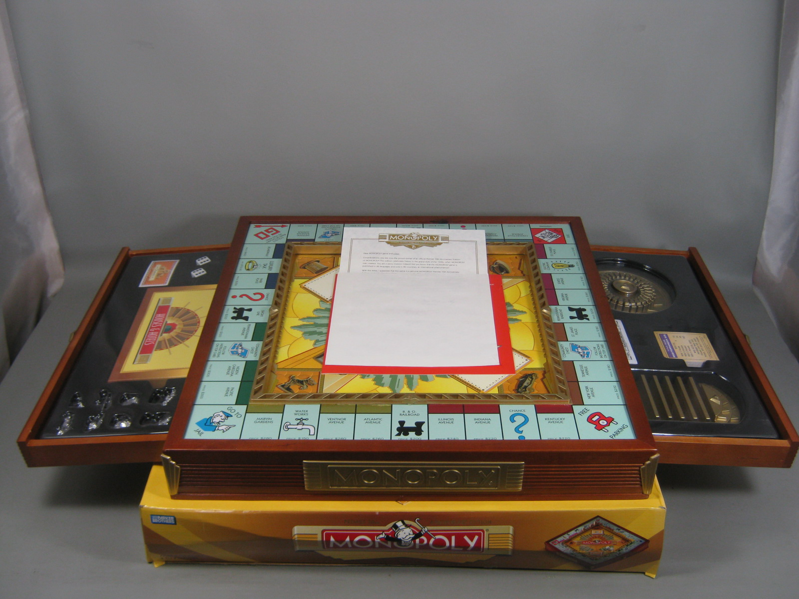 Click Here To Look At Our Other EBay Listings For More Antiques And Collectible Monopoly Games