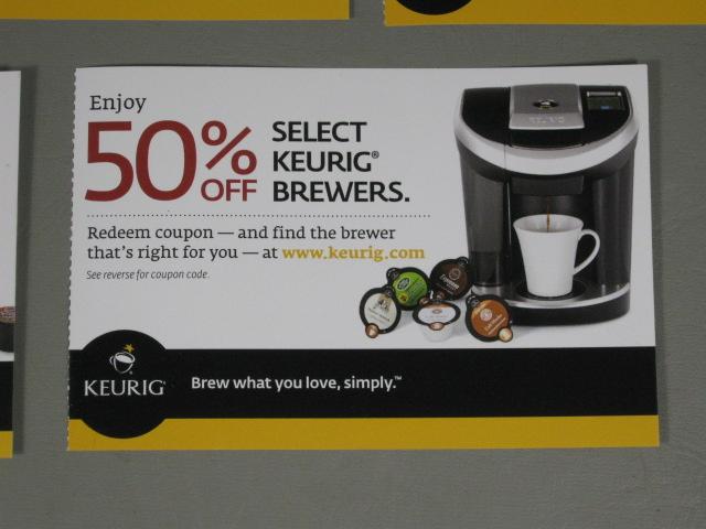 keurig cup printable coupons