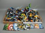 ~5Lbs LEGO Bionicle Mixed Bulk Set Lot Ackar Gresh Glatorian Rahkshi Takanuva ++