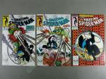 1988 Marvel Amazing Spiderman #298 #299 + #300 First Todd McFarlane Venom Covers