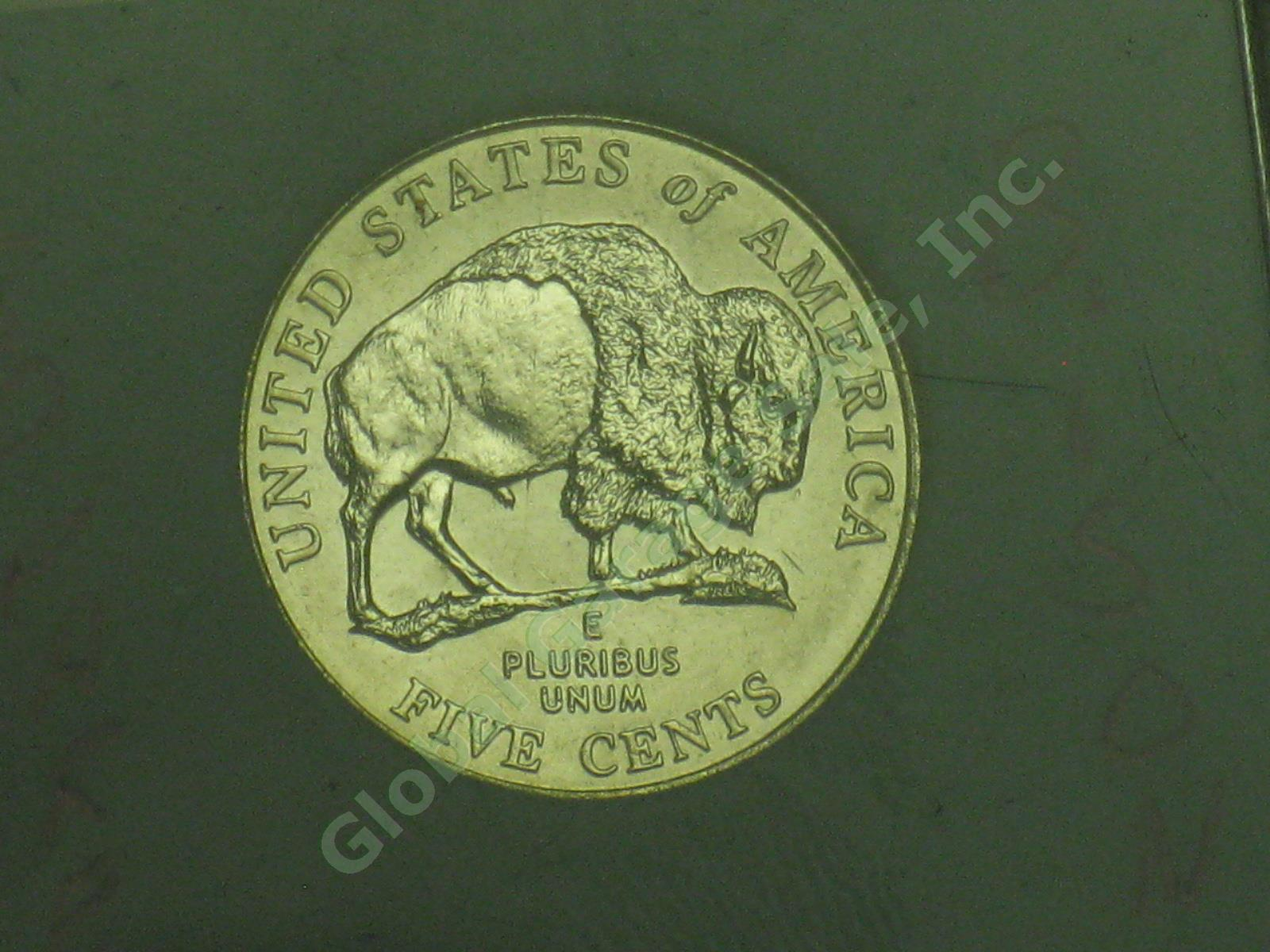 UNC 2005-D US Jefferson Nickel Speared Bison Buffalo Rare