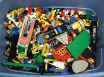 LEGO Assorted 13 Pound Lb Bulk Minifigure Figure Brick Block Part Piece Kit Lot