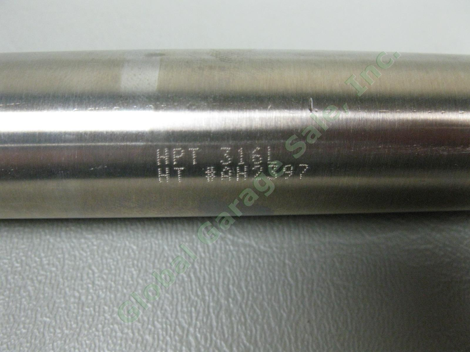 NEW-1-034-SS-OD-x-CU-Lead-Copper-Joiner-Transition-12-25-034-Pipe-Cleaned-O2-Service thumbnail 2