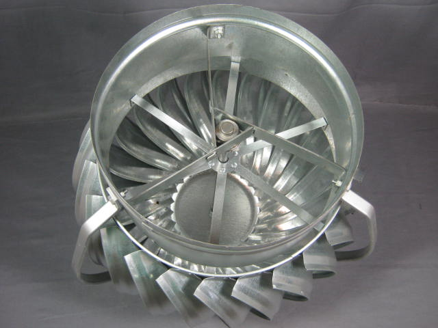 Spinning Rotating Chimney Cowl Cap Turbine Ventilator Ebay