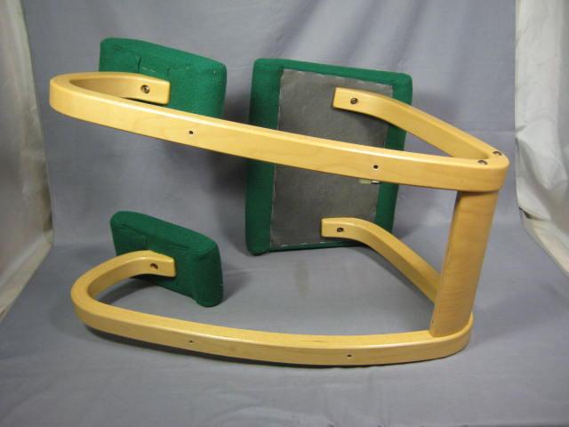 Vtg Stokke Balans Danish Modern Variable Knee Kneeling