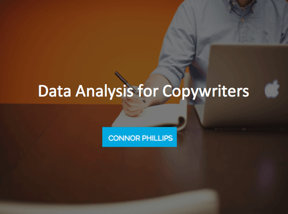 Data Analysis for Copywriters